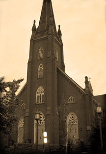 Emmaculate Conception Church