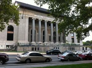Hartford Times building Sep 21 2013